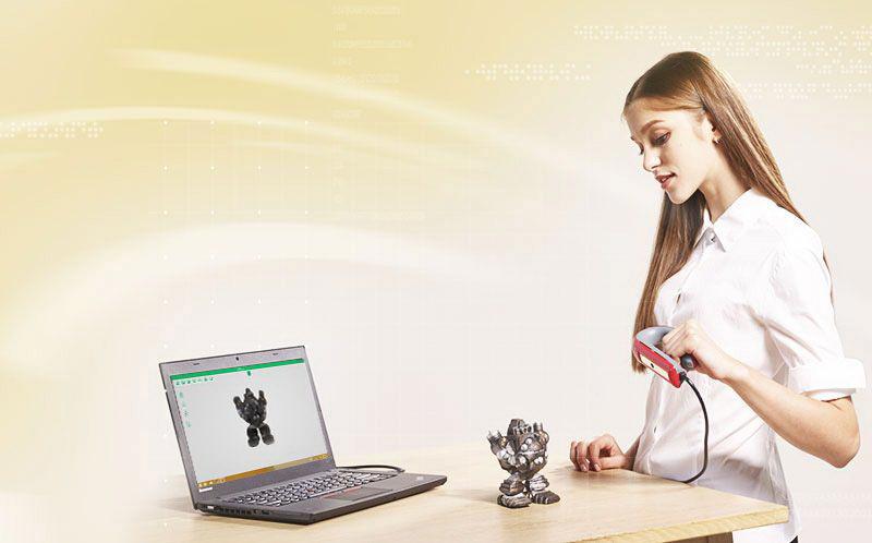 3D сканер XYZPrinting HandHeld