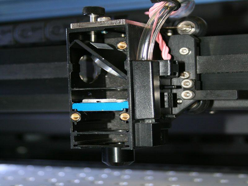 головка лазера