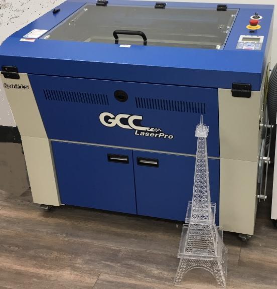 GCC LaserPro Spirit LS100