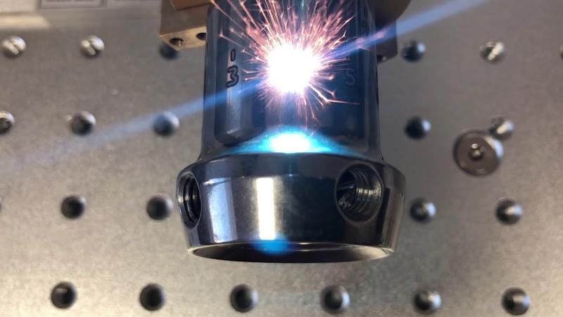 пример лазерного нанесения
