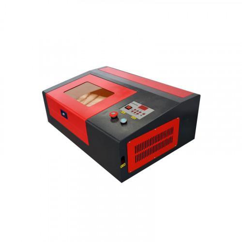 лазерный макер красный корпус