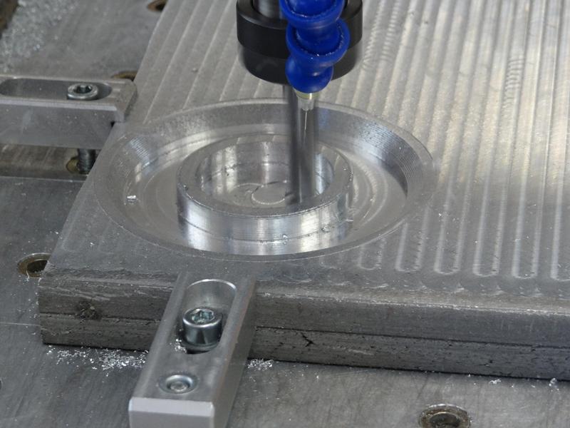 печать на металле фрезер