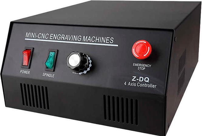 Блок управления 3D фрезера SolidCraft CNC-3040 Light (300Вт)