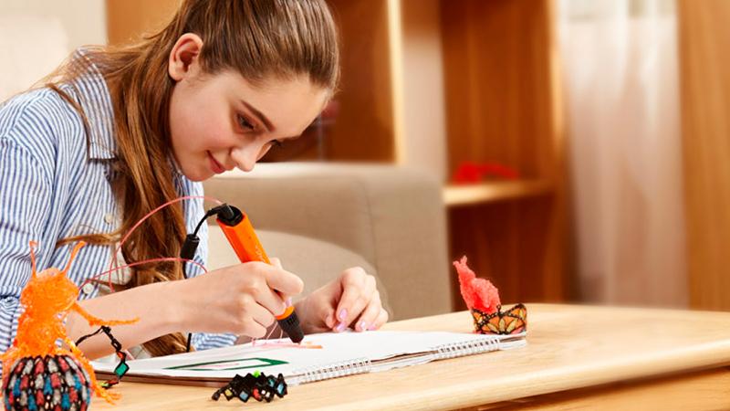 3D ручка XYZ da Vinci 3D Pen