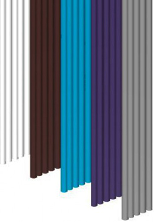 3D Doodler цветной набор PLA