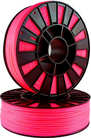 ABS пластик 1,75 SEM флуоресцентный розовый 0,95 кг