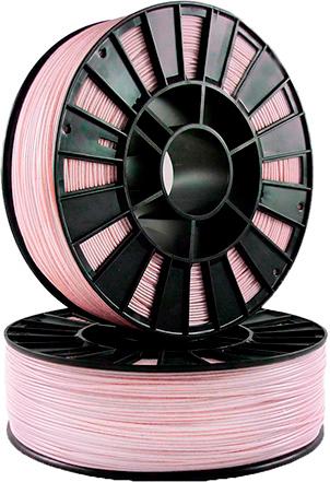 ABS пластик 1,75 SEM розовый мрамор 0,95 кг