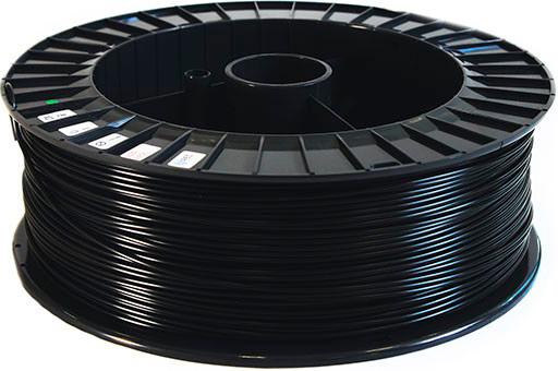 ABS пластик 1,75 REC черный 2 кг
