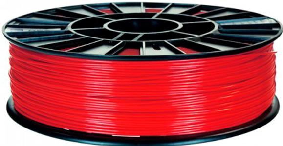 ABS пластик 1,75 REC красный 0,75