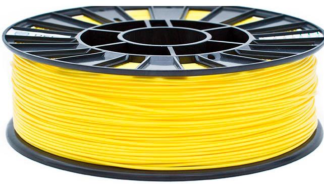 ABS пластик 1,75 REC желтый 0,75 кг