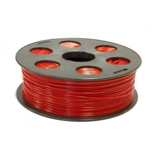 ABS пластик Bestfilament 1,75 мм Красный 1 кг