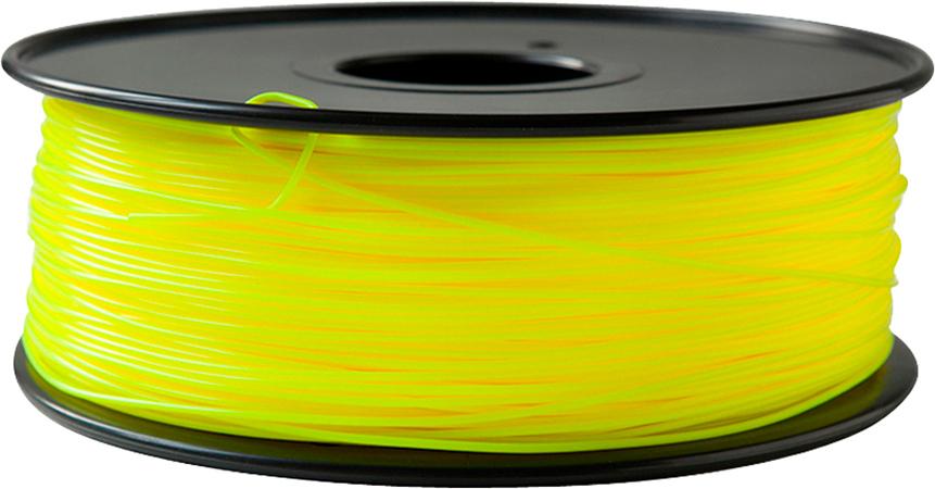ABS пластик FL-33 1,75 желтый 1 кг