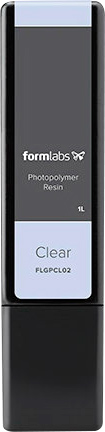 Formlabs Clear  Resin прозрачный 1л