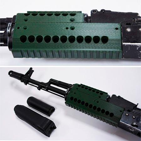 PLA пластик 2,85 REC хаки 0,75 кг