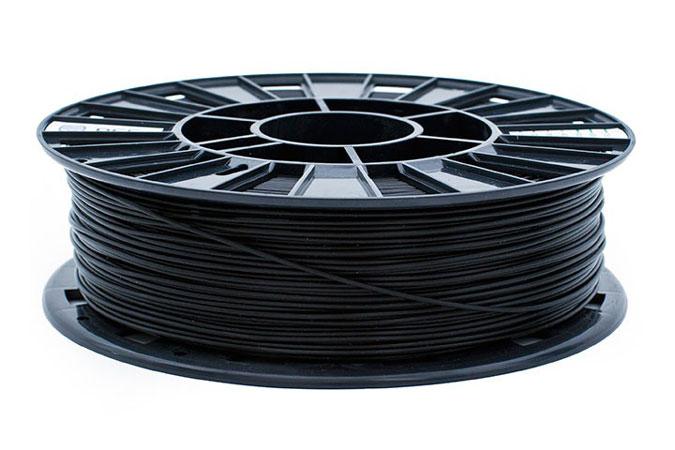 PLA пластик 1,75 REC черный 0,75 кг