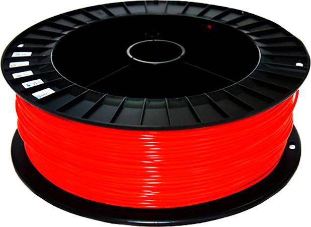 PLA пластик 2,85 REC красный 2 кг