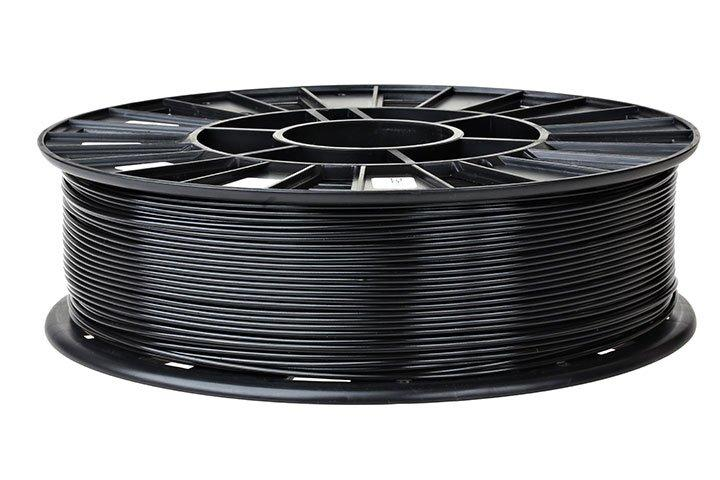 Пластик Rec 1,75 Relax черный RAL9017 0,75 кг