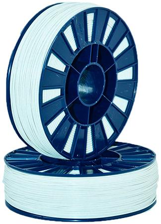 ABS пластик 1,75 SEM белый мрамор 0,95 кг