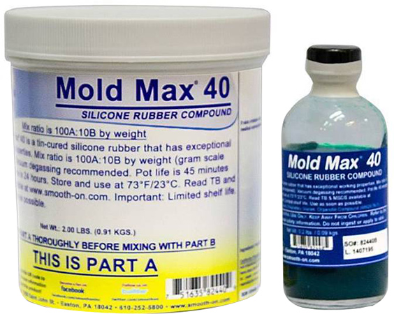 Smooth-On Mold Max 40