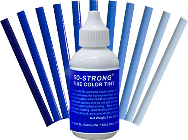 Краситель SO-Strong голубой 0,056 кг