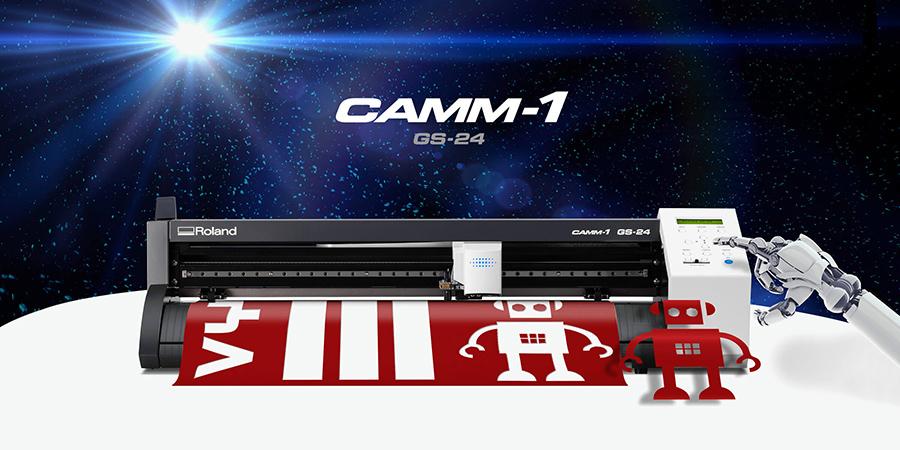 Плоттер Roland Camm-1 GS-24