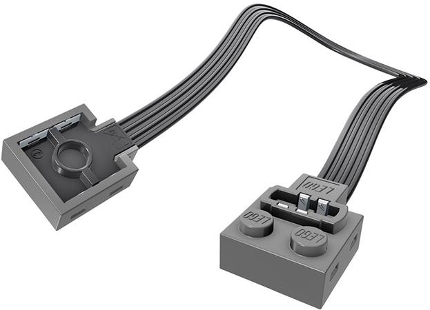 Дополнительный силовой кабель (20 см) 8886