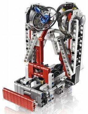 Lego Дополнительный набор Космические проекты EV3 45570