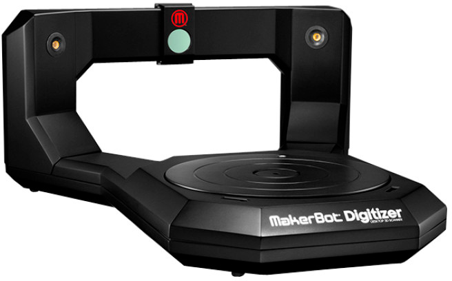 3D сканер MakerBot Digitizer